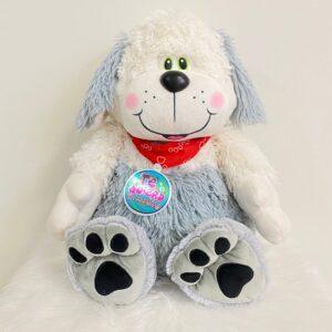 Sheepdog with Bandana