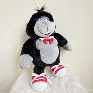 Gorilla with Converse