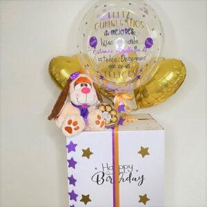 Magic Box with Giant Balloon