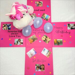 Surp. Birthday Box with Photographs